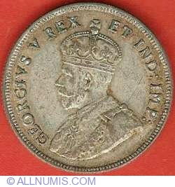 Image #1 of 1 Shilling 1924