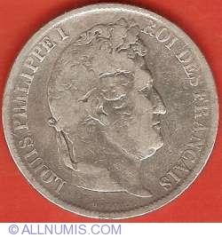 Image #1 of 5 Francs 1831 BB