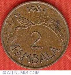 Imaginea #2 a 2 Tambala 1984