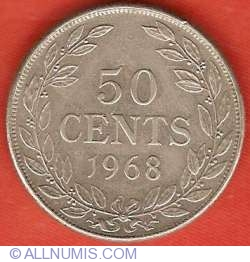 Image #2 of 50 Cents 1968
