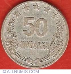 50 Qindarka 1964