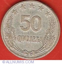 Imaginea #2 a 50 Qindarka 1964