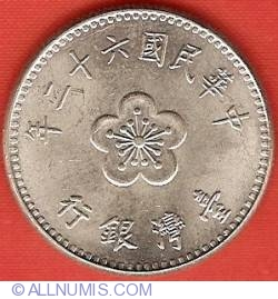 Image #1 of 1 Yuan 1973