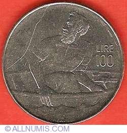 Imaginea #2 a 100 Lire 1972