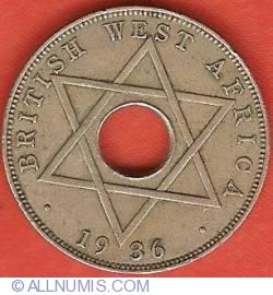 Imaginea #2 a 1/2 Penny 1936