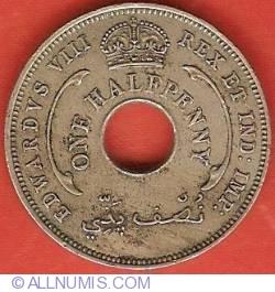 Imaginea #1 a 1/2 Penny 1936