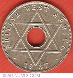 Imaginea #2 a 1/2 Penny 1937
