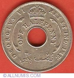 Imaginea #1 a 1/2 Penny 1937