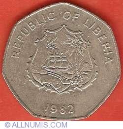 Image #1 of 5 Dollars 1982