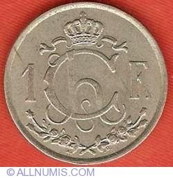Image #2 of 1 Franc 1947