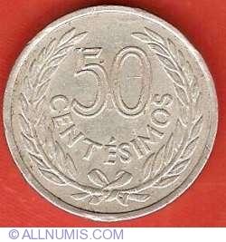 50 Centesimos 1965