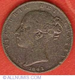Image #2 of Farthing 1841