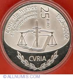 Image #2 of 25 Euro 2002 - European Court System