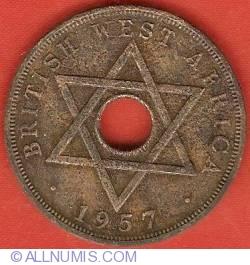 Imaginea #2 a 1 Penny 1957