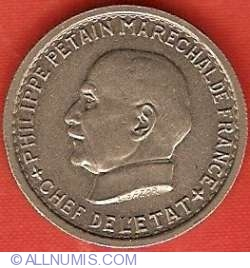 Image #1 of 5 Francs 1941