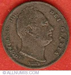 Imaginea #2 a Farthing 1831