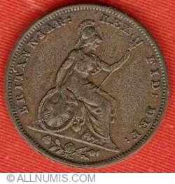 Imaginea #1 a Farthing 1831