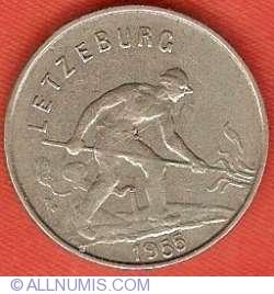 Image #1 of 1 Franc 1955