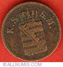 Image #1 of 1 Pfennig 1854 F