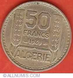 Image #2 of 50 Francs 1949