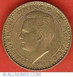 Imaginea #1 a 10 Franci 1951