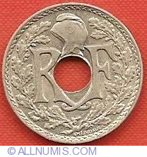 Image #1 of 5 Centimes 1938