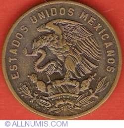 Image #1 of 20 Centavos 1957
