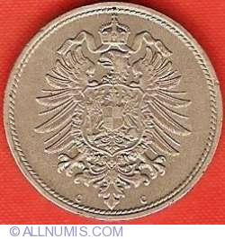 Image #2 of 10 Pfennig 1873 C