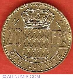 Imaginea #2 a 20 Franci 1951