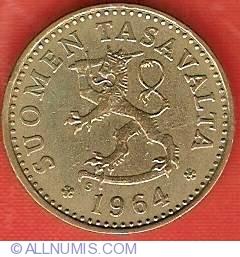 Image #1 of 10 Pennia 1964