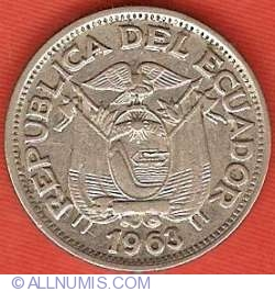 Imaginea #1 a 50 Centavos 1963