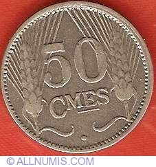 50 Centimes 1930