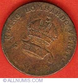 5 Centesimi 1822