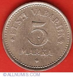 5 Marka 1922