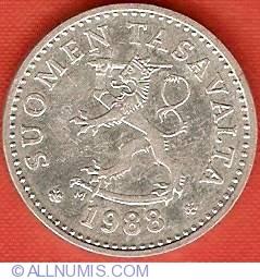 10 Pennia 1988