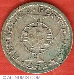 Image #1 of 10 Escudos 1952