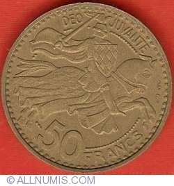 Imaginea #2 a 50 Franci 1950