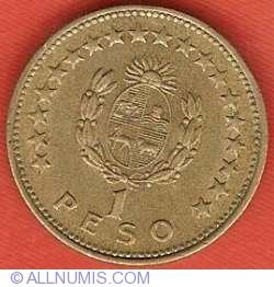 1 Peso 1965