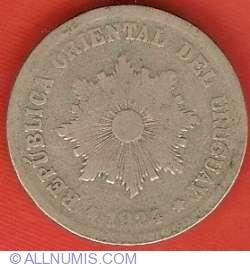 Image #1 of 5 Centesimos 1924