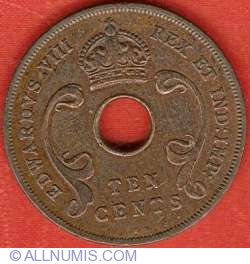 10 Cents 1936 KN