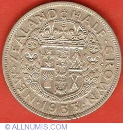 Image #2 of 1/2 Crown 1933
