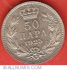 Imaginea #2 a 50 Para 1925