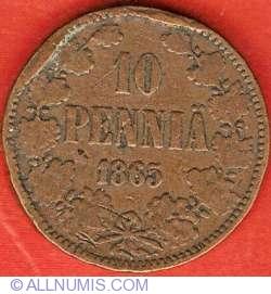 Image #2 of 10 Penniä 1865