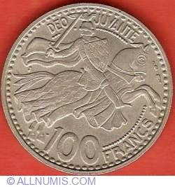 Imaginea #2 a 100 Francs 1950