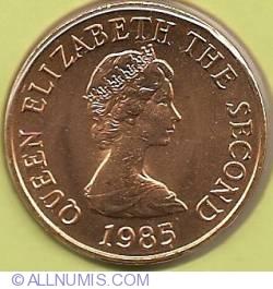 Imaginea #1 a 2 Pence 1985