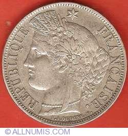 Imaginea #1 a 5 Franci 1850