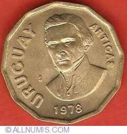 Imaginea #1 a 1 Nuevo Peso 1978