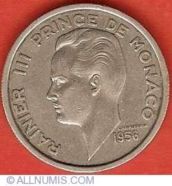 Imaginea #1 a 100 Francs 1956