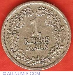 Image #1 of 1 Reichsmark 1925 J