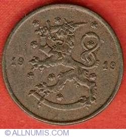 Image #1 of 10 Pennia 1919